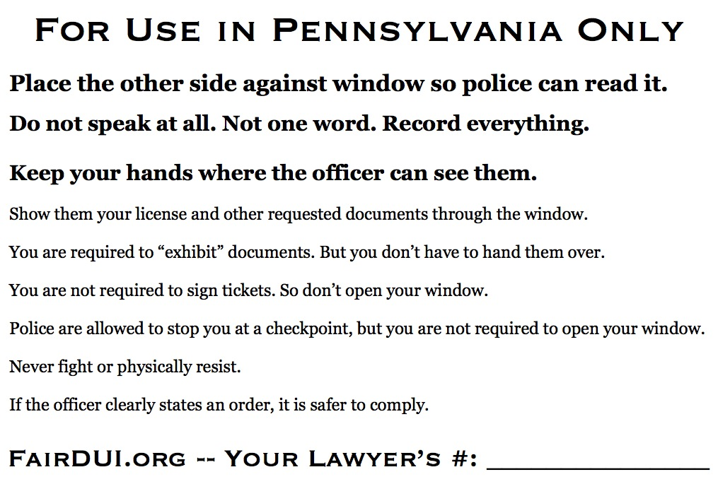 Fair DUI Flyer-PA-back