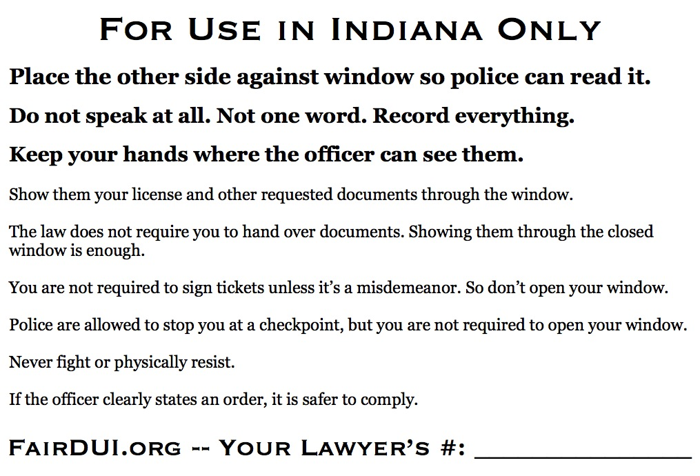 Fair DUI Flyer-Indiana-back